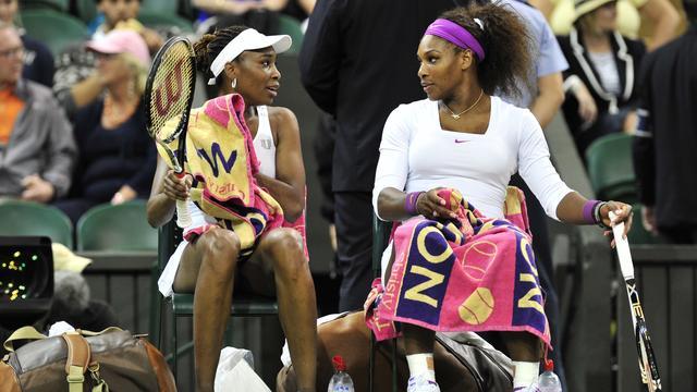 Venus en Serena Williams willen ook naar Rio