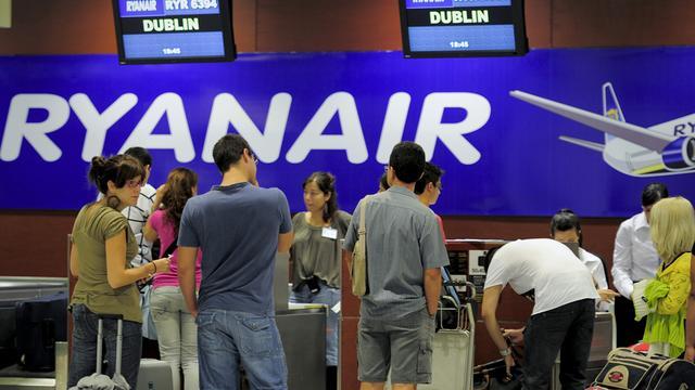 Ryanair wil alcoholverkoop op Britse luchthavens verbieden