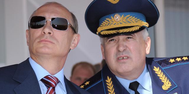 Poetin daagt NAVO uit om raketschild