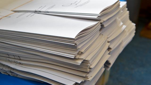 Inwoners drie dorpen Noord-Beveland krijgen papiercontainers