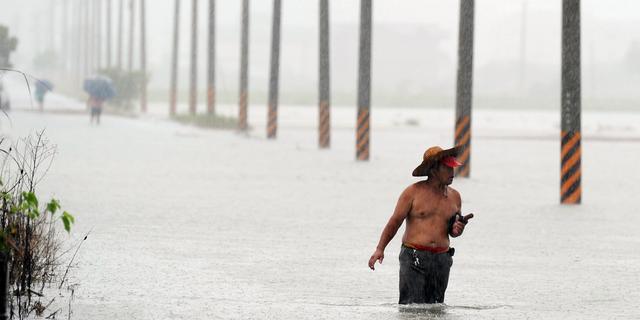 Doden door tyfoon op Filipijnen en Taiwan