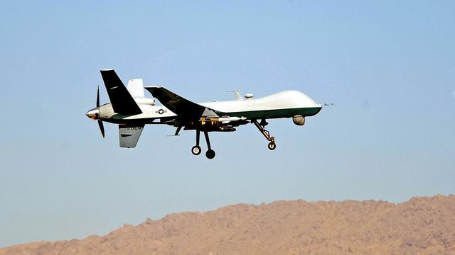 VS erkennen voor het eerst gebruik drones