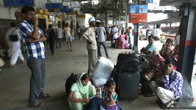 Enorme stroomstoring treft India