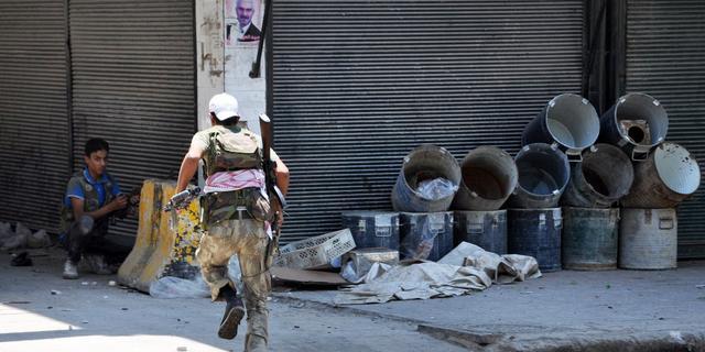 Geweld dringt door tot oude wijken Damascus