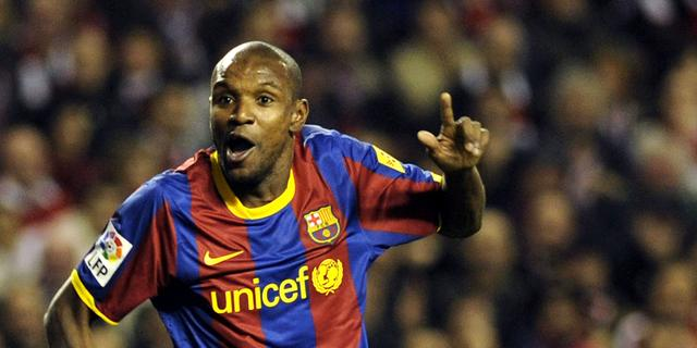 FC Barcelona-verdediger Abidal ondergaat levertransplantatie