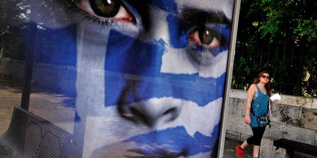 Grieken kunnen smeergeld niet meer betalen