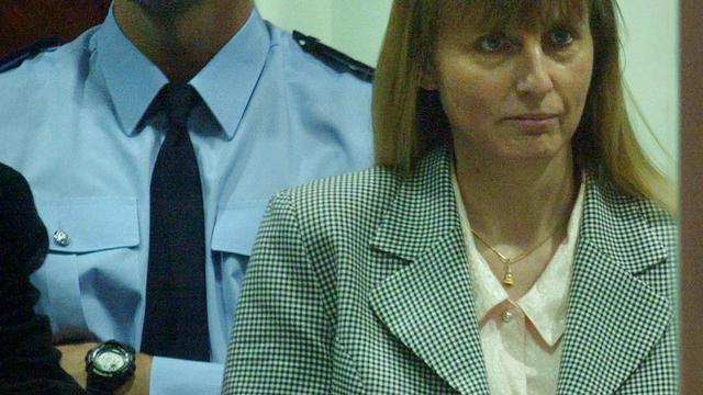 'Ex-vrouw Dutroux wil naar klooster Italië'