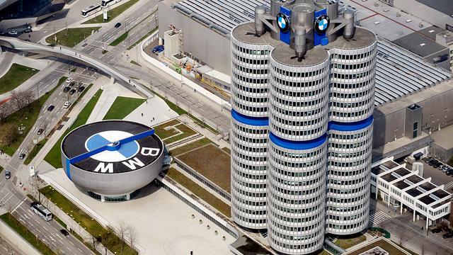 BMW en Toyota werken samen aan sportauto's