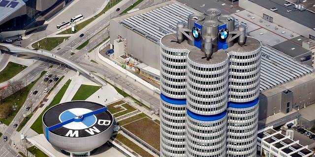 BMW verkoopt meer auto's