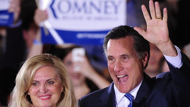 Romney aangekomen in Israël