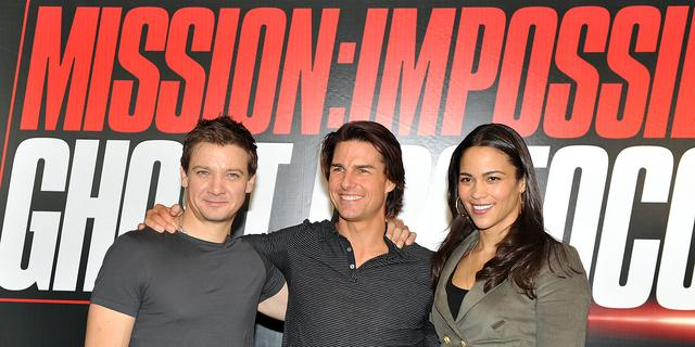 'Tom Cruise koopt huis George Clooney'