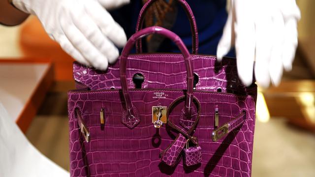 Hermès viert jubileum met tassenveiling