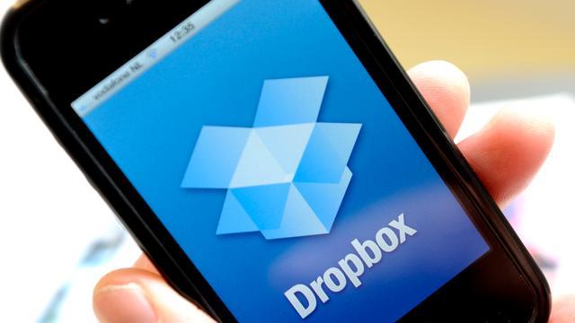 'Dropbox doet aanvraag voor Amerikaanse beursgang'