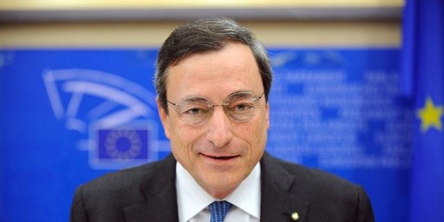 Handelaren wachten op rentebesluit Draghi