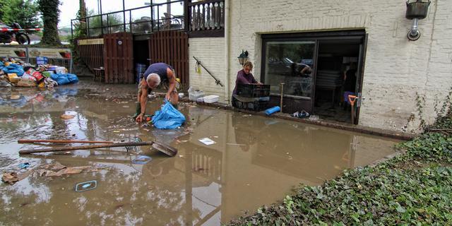 Slenaken krijgt geen geld na overstroming