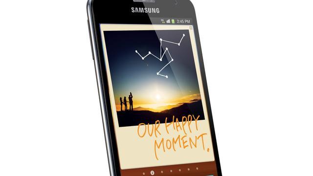 Review: Uitmuntende Galaxy Note moeilijk te plaatsen
