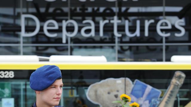 'Journalist Micha Kat aangehouden op Schiphol'