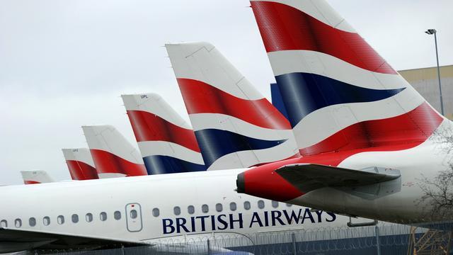 Britsh Airways ontslaat deel cabinepersoneel