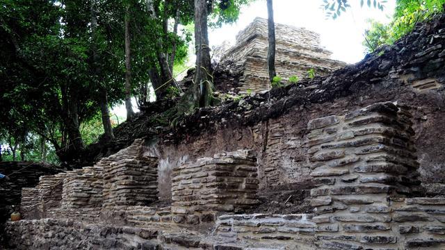 2000 jaar oud Maya-paleis in Mexico ontdekt