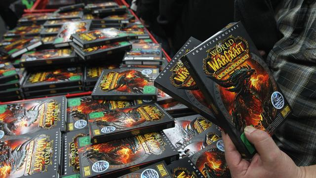 Blizzard waarschuwt voor gestolen World of Warcraft-accounts