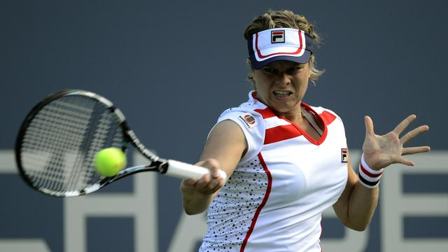 Einde aan carrière Clijsters na nederlaag in New York