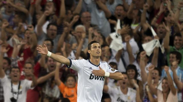 Real Madrid wint Spaanse Supercup ten koste van Barcelona
