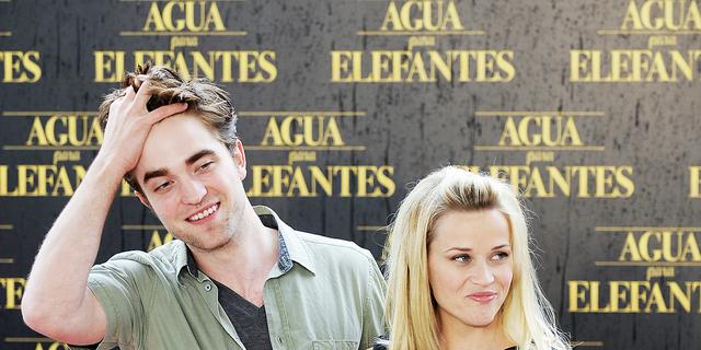 'Robert Pattinson woont in huis Reese Witherspoon'