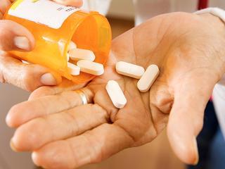 Hersenvolume bij testpersonen minder gekrompen na slikken van statine