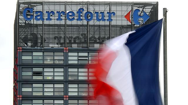 Carrefour heeft last van schuldencrisis