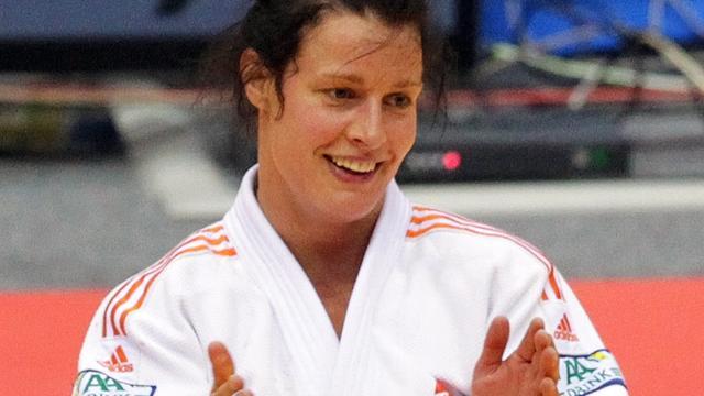 Judoka Bosch wint Europese titel