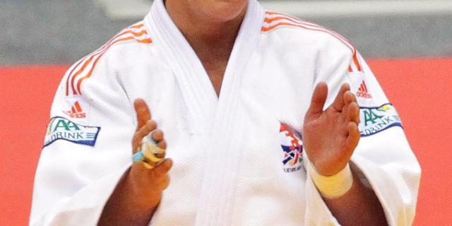 Judoka Bosch kan kroon zetten op carrière