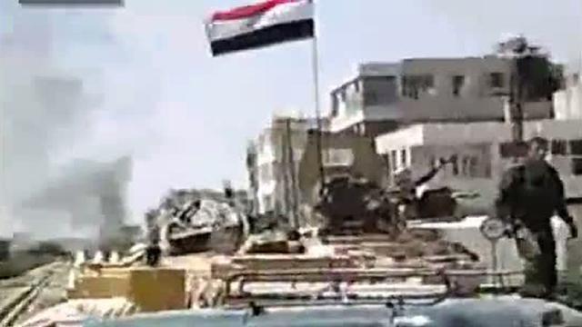 Oppositie Syrië wil beraad misdaden Hama