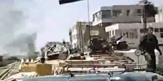 'Syrische troepen doden tientallen burgers'