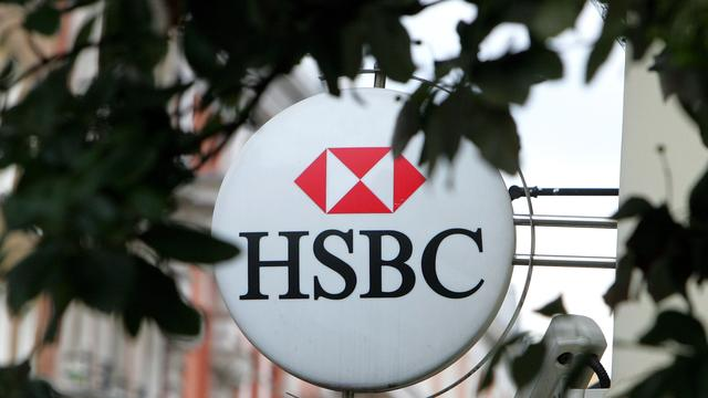 HSBC zet 2 miljard dollar opzij