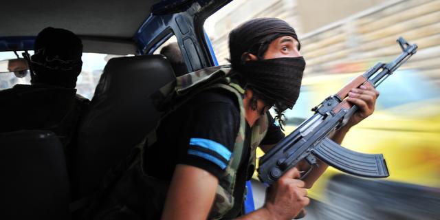 VS sturen geen wapens naar Syrië
