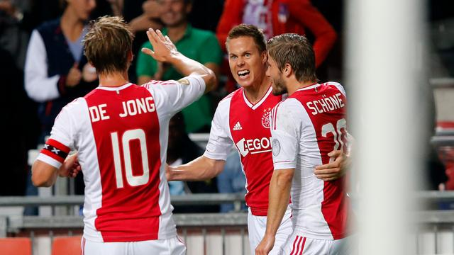 Ajax in afwachting loting Champions League