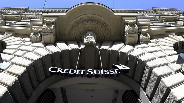 Credit Suisse presenteert forse winststijging