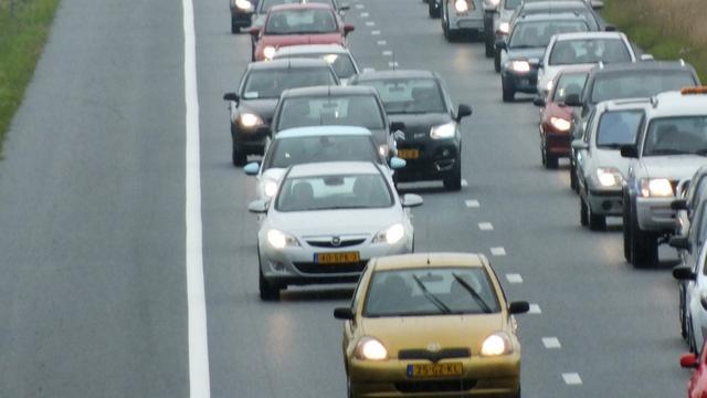 Verkeersproblemen noordkant Amsterdam