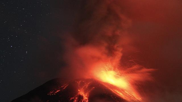 Vulkaanuitbarsting Australië verantwoordelijk voor massa-extinctie