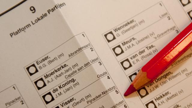 Meeste Nederlanders wilden in juni verkiezingen