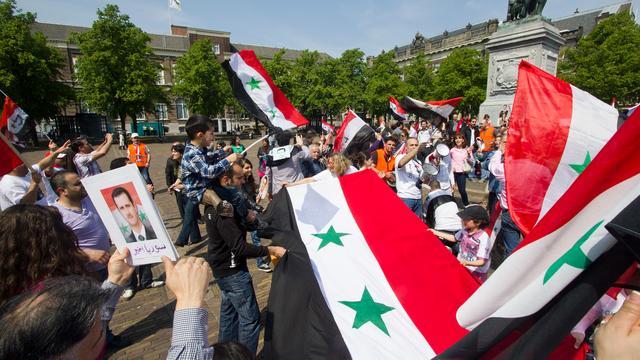 Liga billijkt wapens voor rebellen Syrië