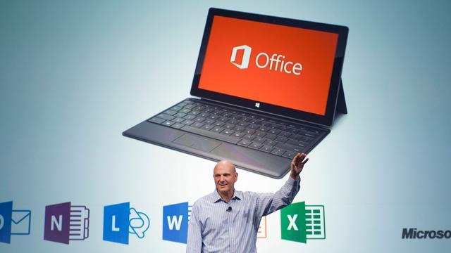 Office 2013 begin volgend jaar beschikbaar