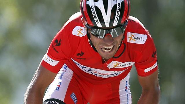 Rodriguez verstevigt leidende positie in Vuelta