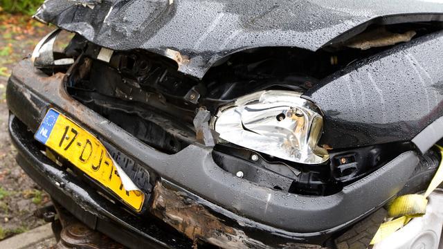 'Rotterdammers veroorzaken meeste autoschade'
