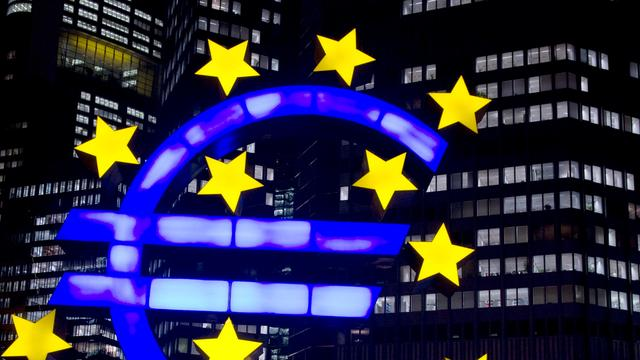 ECB houdt obligatiewapen opnieuw op zak