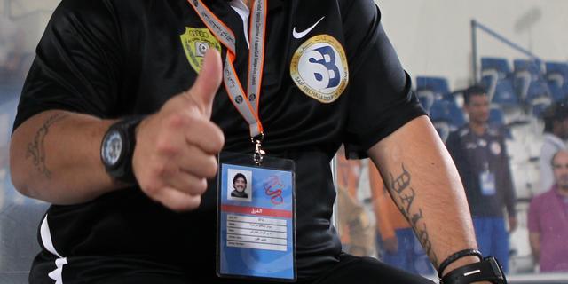'Blackburn Rovers wil Maradona als trainer'