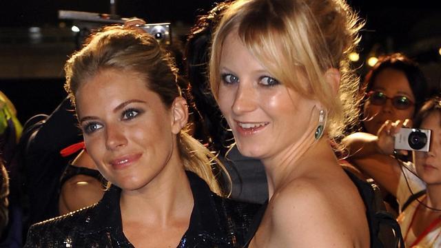Zus Sienna Miller lanceert nieuw modelabel