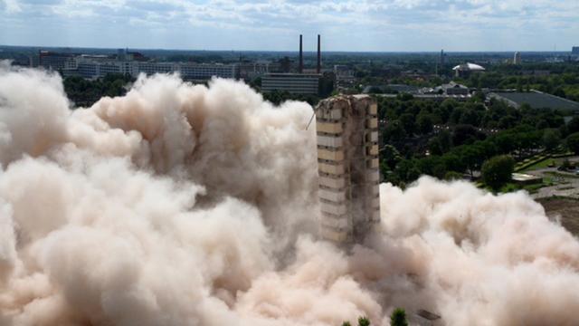 Sloop scheve toren Philips begint dinsdag