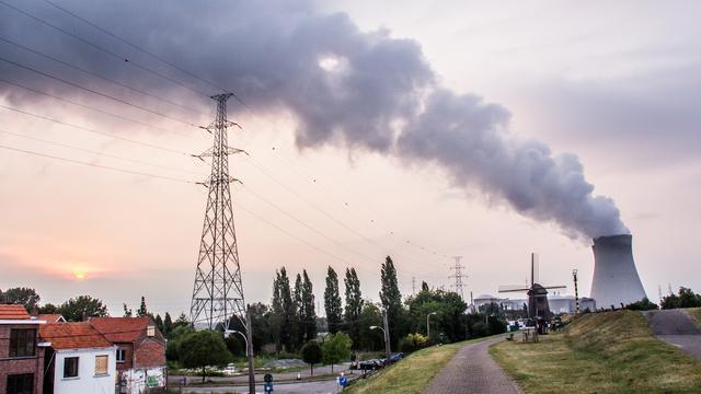 Belgische kernreactoren begin 2013 open