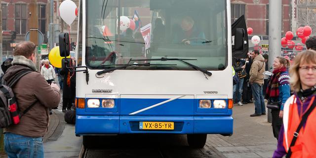 Amsterdam verklaart rapporten GVB-fraude geheim